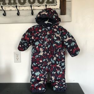 Columbia Snowsuit 6-12M